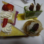 ジョトォ - GIOTTOのケーキ