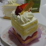 ジョトォ - ショートケーキ