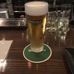 銀座 BAL KAKA - ハイネケンドラフト