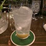 銀座 BAL KAKA - ウオッカソーダ