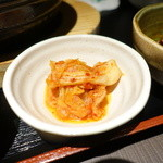 熟成焼肉 听 - キムチ
