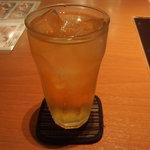 いのこ家 新宿店 - 緑茶ハイ 550円