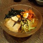 青葉 - ミニ冷麺