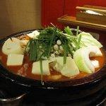 石焼道 - 焼き肉食べ終わったらコプヂャンキムチ石鍋を注文