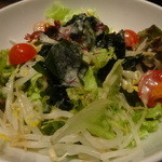 STEAK THE FIRST - 塩こうじ野菜のシンプルなサラダ