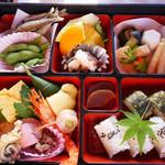 石金 - 料理写真:お弁当も豪華!ボリュームもたっぷり!