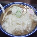 47251772 - ワンタン麺 大盛り