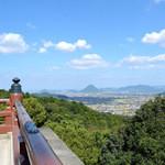 アカボシ珈琲店 - 本宮からの眺め