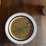 セドミクラースキー - 本日のスープ