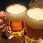 BEER DINING 銀座ライオン 汐留店 -
