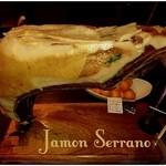 トシズバー - スペイン産ハモンセラーノです