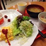 東横INN - 2015-02-08-06:40 食す
