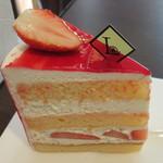 47254943 - コウタツ スタイル:ケーキ2種類(ロッソ・ルビーノ、マメーリ)、コーヒー1