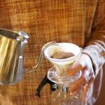 パーラー江古田 - コーヒーも凝ってる
