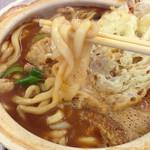 岡崎屋 - 硬すぎない麺