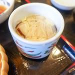 御料理 宮した - 2016シンプル茶碗蒸し