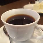 つきじ植むら 山王茶寮 - コーヒー