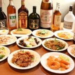 中国台湾料理 唐人館 - 女子会コース