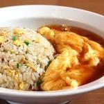 中国台湾料理 唐人館 - 天津炒飯