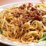 中国台湾料理 唐人館 - 台湾焼そば