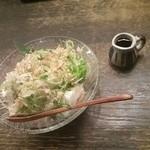 焼庵 - すくい豆腐♪