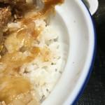 Tonkatsuginzabairin - ご飯