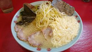 壱発ラーメン 八王子本店 - ネギとろラーメン醤油
