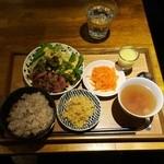 HEYDAYS - 牛ハラミステーキランチ950円