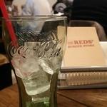 47264941 - 何となく…コーラのグラスを撮ってみたくて(笑)