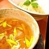 鯛塩そば 灯花 - 料理写真:鯛塩つけ麺~みぞれ仕立て~麺の大盛無料