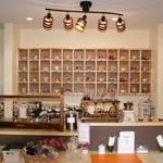 こばとカフェ - 有田焼のカップをお選びいただけます