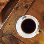 トトル - モーニングのセットドリンクのホットコーヒー