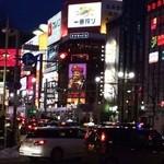 47269111 - ☆すすきの繁華街☆