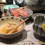 札幌かに家 - ☆コースのお料理☆