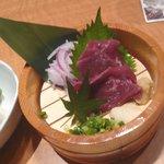 魚民 - 馬刺し(523円)★★☆