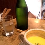4727368 - 冷製かぼちゃスープ