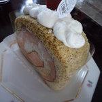 ロアール - 紅茶のロールケーキ♪
