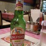 4727922 - 「キングフィッシャービール」ボトル全景