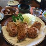 とんかつ 八千代西店 - ひれかつ定食