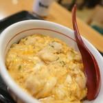 なか卯 - 料理写真:親子丼大盛り