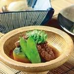 里芋南瓜と蛸のやわらか煮