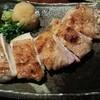 酒家鶏処 炭寅 - 料理写真:鶏ももの炙り焼き