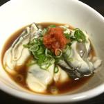 寿司まさ - 生牡蠣
