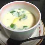 寿司まさ - 茶碗蒸し 550円