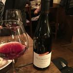 クスクス ルージール - David Duband 2013 Bourgogne inot Noir 2016-2