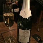 クスクス ルージール - Saint Meyland    Sparkring Wine 2016-2