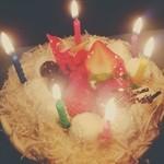 菜と根 kitone - クリスマスケーキ
