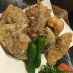 五兵衛 - 料理写真:河豚 唐揚げ