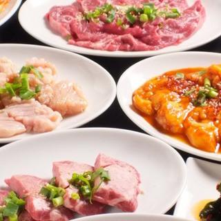 各種宴会承ります★お肉たっぷりコースが【3,480円~】