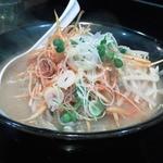 吉田のらーめんや - 料理写真:ねぎみそラーメン